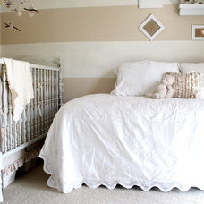 Traditional Nursery by The Virginia House