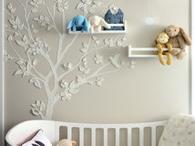 Awesome  Sweet Ideas From Top New Nursery Photos