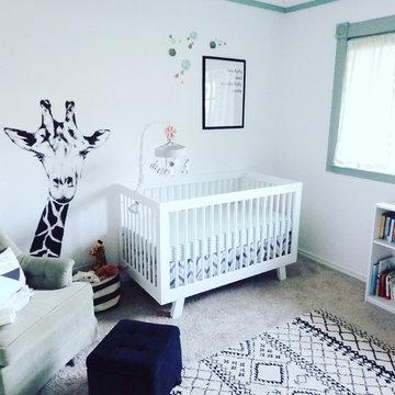 Soft and Clean - Gender Neutral Nursery