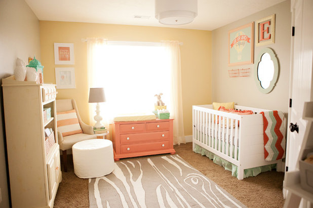 Eclectic Nursery by Design Loves Detail