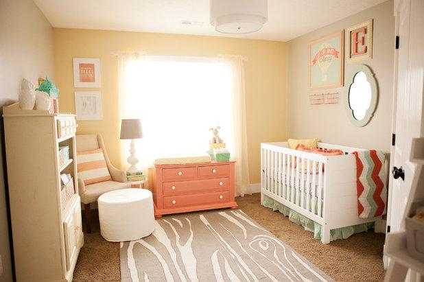 Jaune dans une chambre bebe ~ Solutions pour la décoration ...