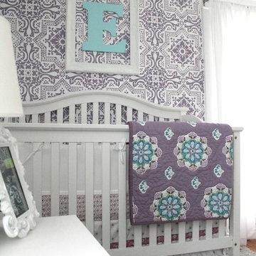 Soft Purple Nursery