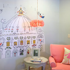 Traditional Nursery by Westend Interiors