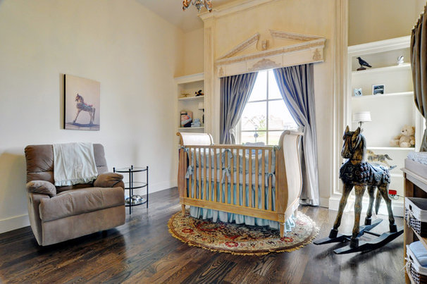 Traditional Nursery by Braswell Homes Inc