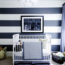 Transitional Nursery by Meredith Heron Design