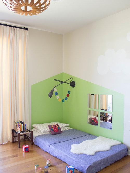Images de d coration et id es d co de maisons montessori for Chambre montessori 6 ans