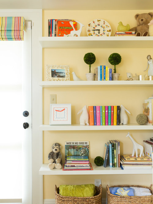 25 Best Nursery with Yellow Walls Ideas & Remodeling Photos   Houzz