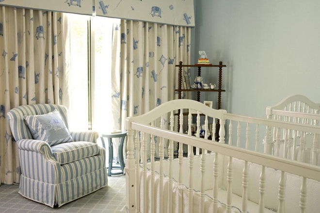 Transitional Nursery by Elizabeth Dinkel