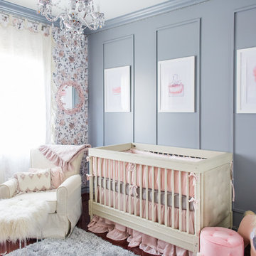 Sweet & Glam Nursery