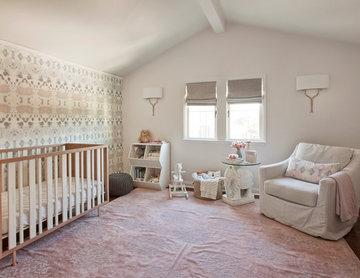 Sweet Sophisticated Nursery