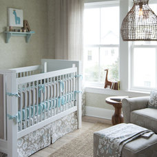 Transitional Nursery by Carousel Designs