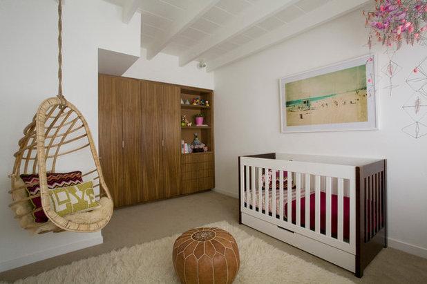Modern Nursery by twenty7 design