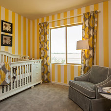 traditional nursery by Meritage Homes