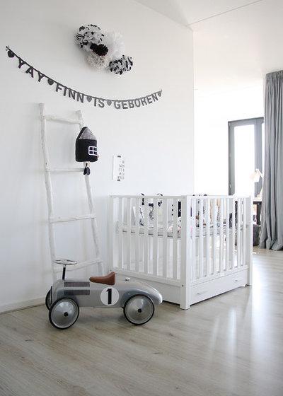 Scandinavian Nursery by Holly Marder