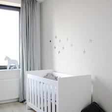 Contemporary Nursery by Holly Marder