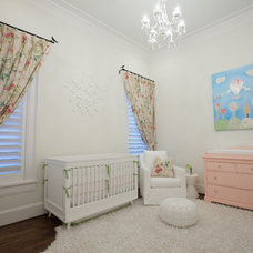 Traditional Nursery by Maison Market