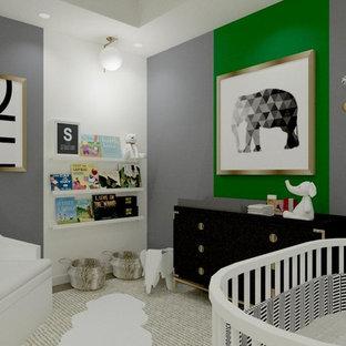 Toronto Townhome Baby Nursery