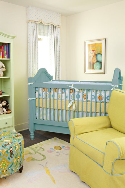 Traditional Nursery by Annette Tatum