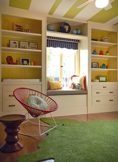 Transitional Nursery by Benedict August