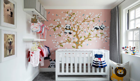 31 Ideas for Nurseries You and Your Baby Will Love