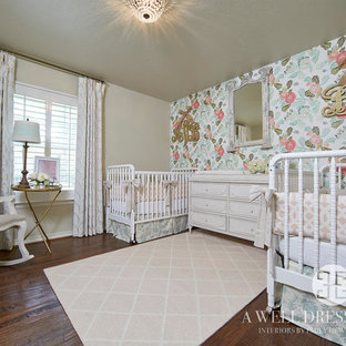 Twin Girls' Nursery