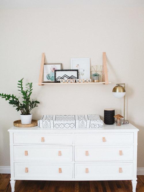 chambre de b b neutre clectique photos am nagement et. Black Bedroom Furniture Sets. Home Design Ideas
