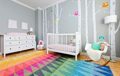 7 Building Blocks for Creating Your Dream Nursery