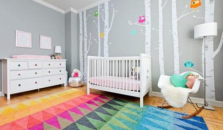 7 Building Blocks for Creating Your Dream Nursery