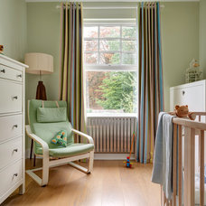 Transitional Nursery by Hartmann Designs