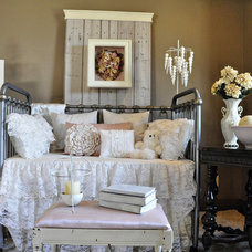 Rustic Nursery by Brooke Ulrich