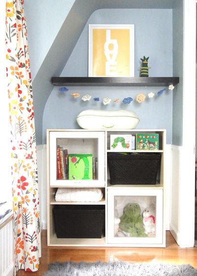 Contemporary Nursery Violet's Nursery