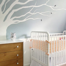 Contemporary Nursery Violet's Nursery
