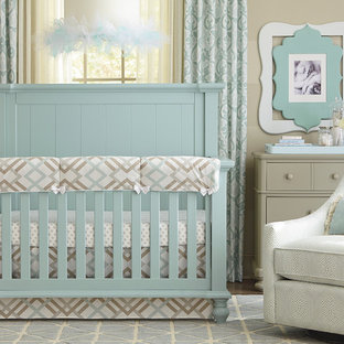 Wakefield Colors 4 in 1 Convertible Crib Bassett Furniture