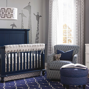 Wakefield Colors 4 in 1 Convertible Crib by Bassett Furniture