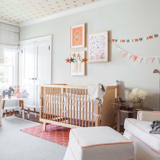 Warm and Inviting Gender Neutral Nursery