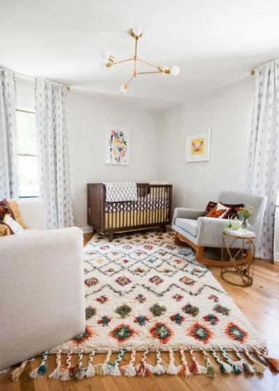 Скандинавский Комната для малыша by Jamie B Interiors