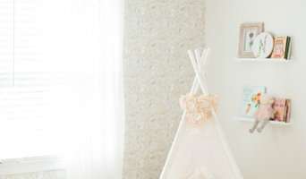 Whimsical, Bohemian Nursery