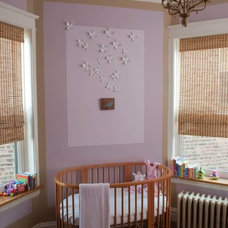 Traditional Nursery by Paul Schulman Design