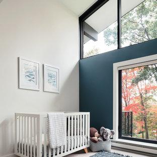 75 Beautiful Midcentury Modern Nursery Pictures & Ideas   Houzz