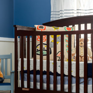 Woodland Room for Baby Boy-Grandville, MI