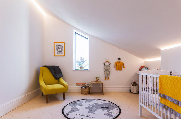 Contemporary Nursery by Ecospheric