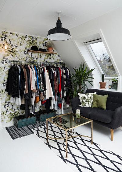 Trendy Opbevaring & garderobe by Mia Mortensen Photography