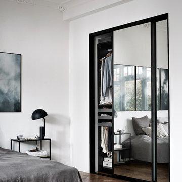 SMART mirror wardrobe
