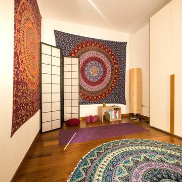 La stanza dello Yoga