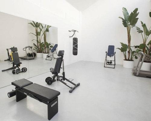 Palestra milano foto idee arredamento for Arredamento stanza yoga
