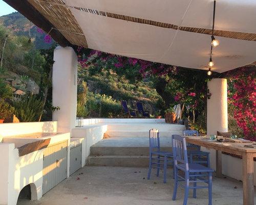 Foto e idee per terrazze e balconi terrazze e balconi al for Immagini terrazzi arredati