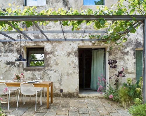 Foto e idee per terrazze e balconi terrazze e balconi in - Idee per terrazzi fioriti ...