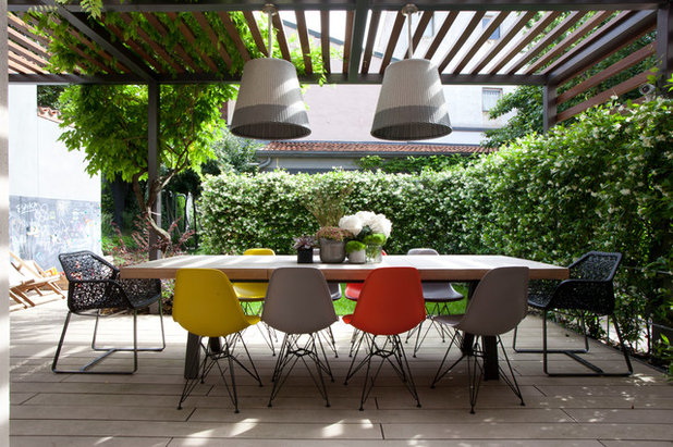 Contemporaneo Patio by Studio Davide Cerini