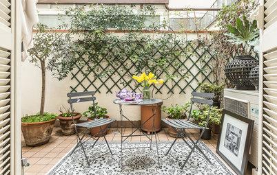 10 façons de donner du style à son jardin grâce à un treillage
