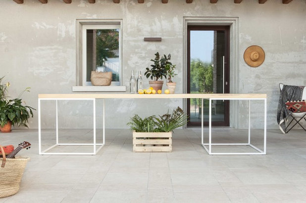 Scandinavo Patio by Didonè Comacchio Architects